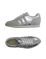 D'acquasparta Footwear Low Tops And Trainers Women Light Grey