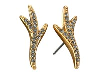 Giles And Brother Pave Thorn Stud Earrings