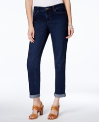 Charter Club Boyfriend Jeans Only At Macy's Greenwich Wash
