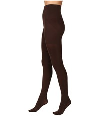 Hue Shaping Tights 60D Espresso Women's Casual Pants Brown