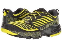 La Sportiva Akasha Black Sulphur Men's Shoes