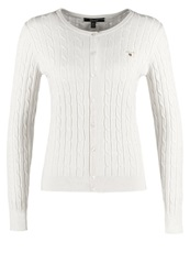 Gant Cardigan Cream Off White