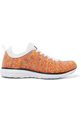 Athletic Propulsion Labs Techloom Pro 2 Mesh Sneakers Orange