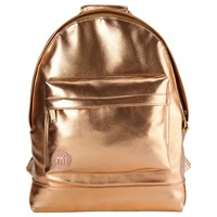 Mi Pac Metallics Backpack Rose Gold