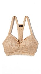 Cosabella Never Say Never Maternity Mommie Racie Bra Blush