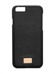 Dolce And Gabbana Dauphine Leather Iphone 6 Case