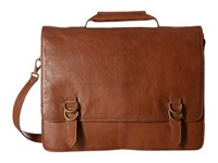 Scully Hidesign Aaron Workbag With Padded Compartment Black Bags