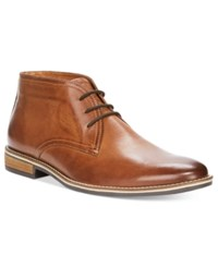 Alfani Men's Jason Lace Up Boots Only At Macy's Men's Shoes Brown