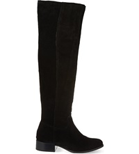 Carvela Whit Knee High Boots Black