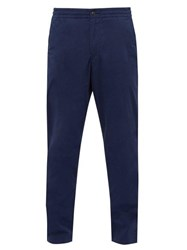 Polo Ralph Lauren Stretch Cotton Chino Trousers Navy