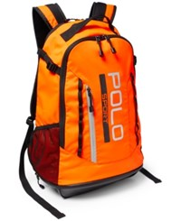 Polo Ralph Lauren Polo Sport Backpack Rescue Orange