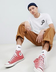 Primitive Classic Logo T Shirt In White