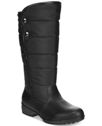 Sporto Philo Vylon Cold Weather Boots Women's Shoes Black