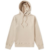 A.P.C. Brook Pullover Hoody Brown