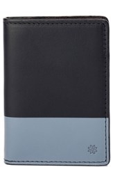 Hook Albert Men's Leather Wallet Grey