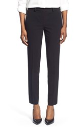 Women's T Tahari 'Marlena' Ankle Pants Black