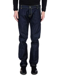 Dondup Standart Denim Denim Trousers Men Blue