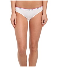 Bcbgeneration Claudia The Branded Bikini White Women's Underwear