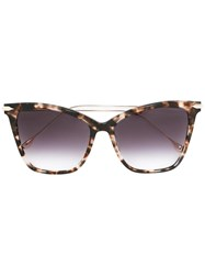 Dita Eyewear Fearless Sunglasses Metallic