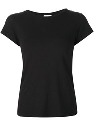 Re Done Slim Fit T Shirt Black