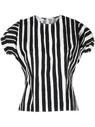 Beaufille Striped Ivey Blouse Black