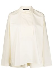 Sofie D'hoore Dropped Shoulder Poplin Shirt 60