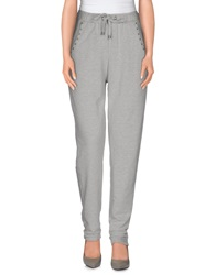 Selected Femme Casual Pants Light Grey