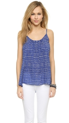 Soft Joie Sparkle Tank Twilight Blue