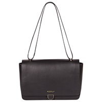 Modalu Marlborough Shoulder Bag Black