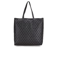 Maison Scotch Women's Everyday Dots Shopper Black