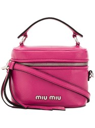 Miu Miu Camera Style Mini Bag Pink