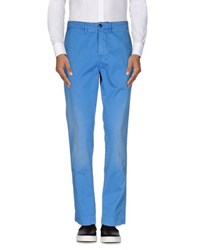 Department 5 Trousers Casual Trousers Men Blue