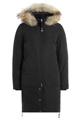 Parajumpers Alison Down Jacket With Fur Trimmed Hood Gr. Xs