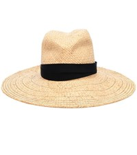 Lola Hats Snap First Aid Raffia Hat Neutrals