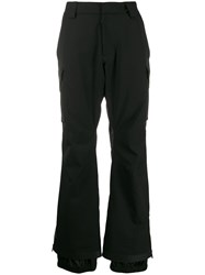 Moncler Grenoble Elasticated Cuff Trousers Black