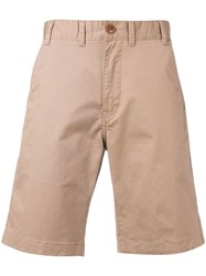 Barbour Classic Chino Shorts Neutrals
