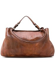 Numero 10 Cervinia Tote Brown