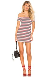 Lovers Friends Indy Mini Dress Red