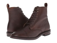 Allen Edmonds First Avenue Brown Country Grain Calf Men's Dress Boots