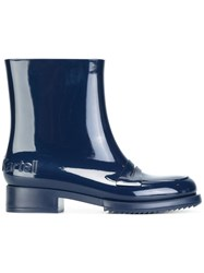 N 21 No21 Ankle Rainboots Blue