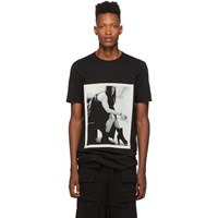 Rick Owens Drkshdw Black Level T Shirt