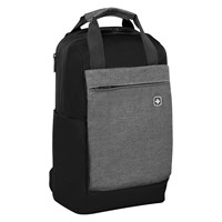 Wenger Bahn 16' Laptop Backpack Black