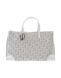 Richmond Handbags Light Grey