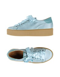 Lemare Sneakers Light Green