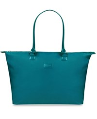 Lipault Lady Plume Large Tote Bag Duck Blue