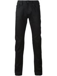 Naked And Famous Slim Fit Jeans Black