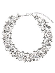 Hobbs Mariah Necklace Silver
