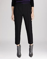 Karen Millen Trousers Signature Capri Black