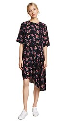 Public School Rima Dress Flower Print
