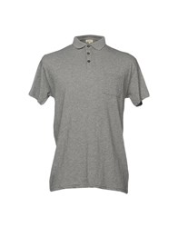 Scout Polo Shirts Grey